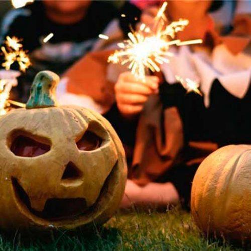 Празднуем Хэллоуин в IQ-ROOMS