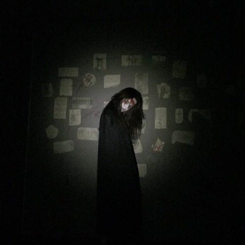 Актер квеста — Мария Турсанова или просто Черная Вдова