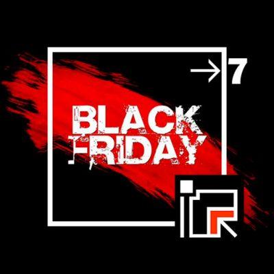7 черных пятниц на неделе!